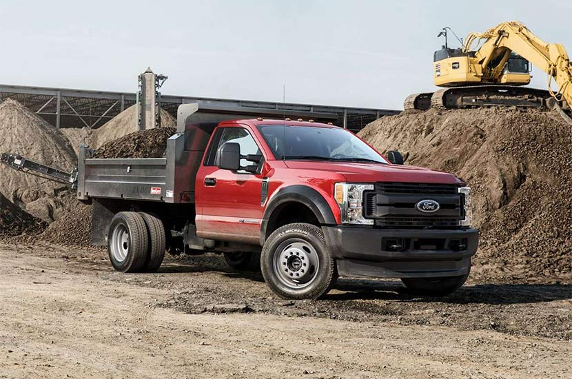 Ford Chasis C-CAB 9