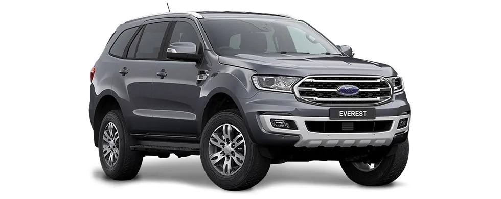 Ford Everest Pro 6