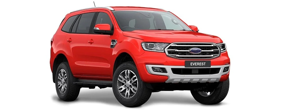 Ford Everest Pro 8
