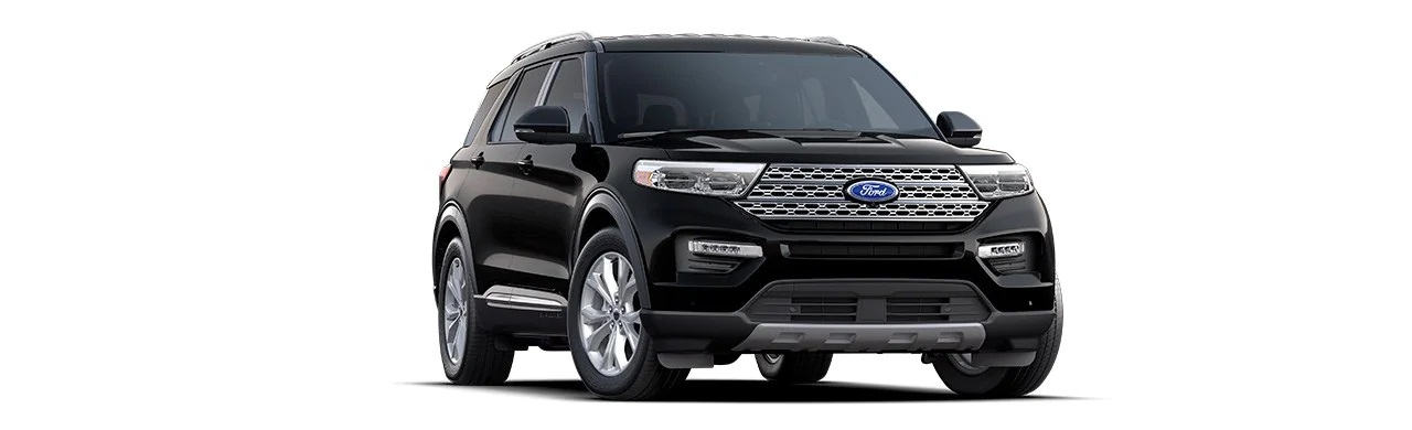 Ford Explorer Pro 5
