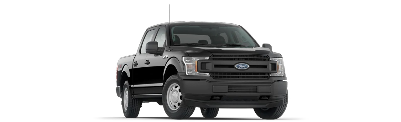 Ford F-150 Pro 4