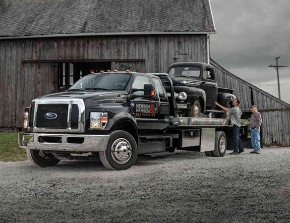 Ford F-650-750 9