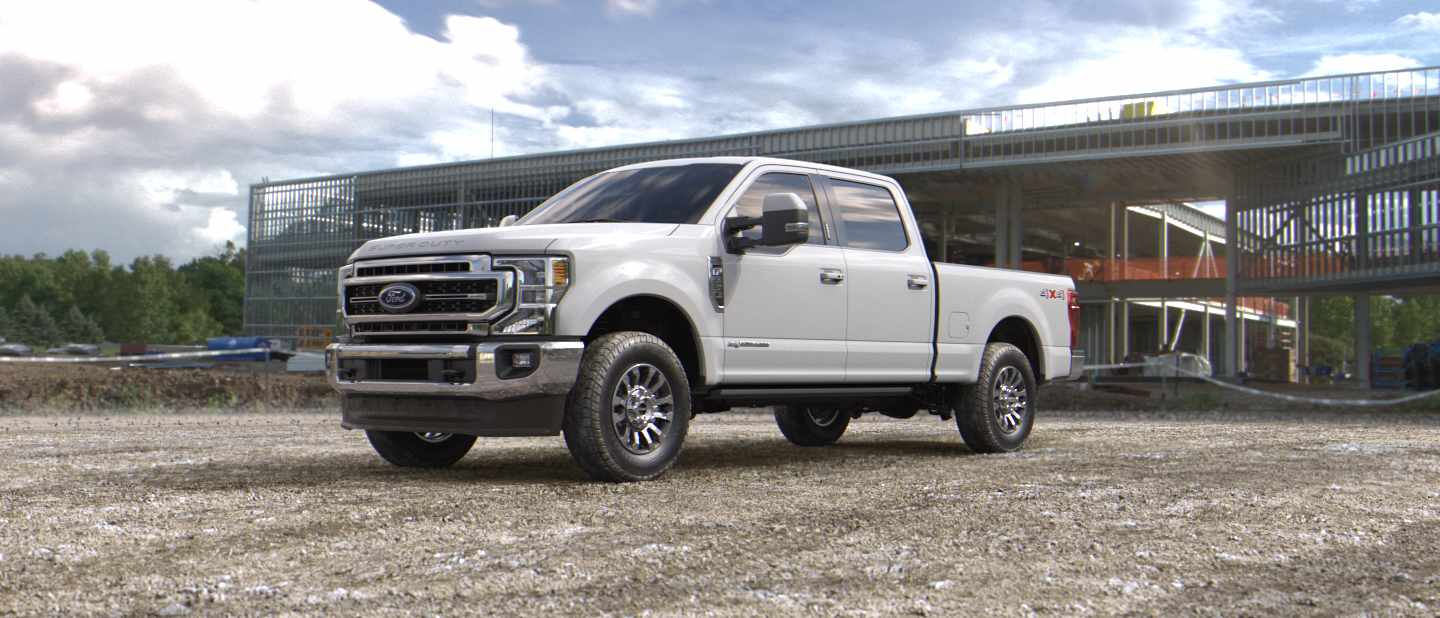 Ford Super Duty 1-1