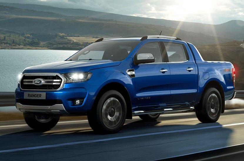 Ford Ranger 2020 9