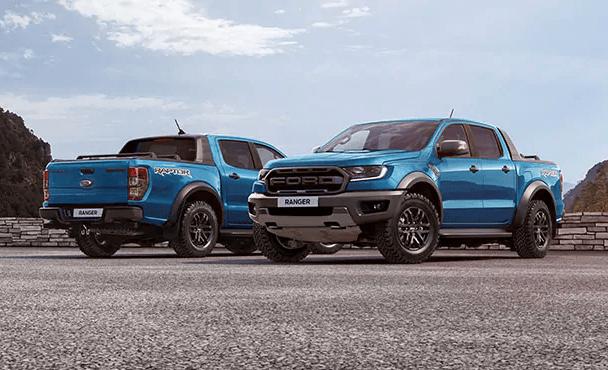 Ford Ranger-Raptor 10