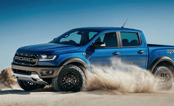 Ford Ranger-Raptor 2