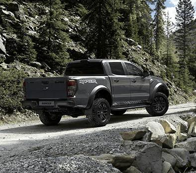 Ford Ranger-Raptor 3