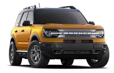 Bronco Sport - Distribuidora David SA